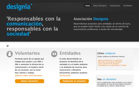 Grafous :: Diseño gráfico Social :: Designia, responsables con la comunicación, responsables con la sociedad...