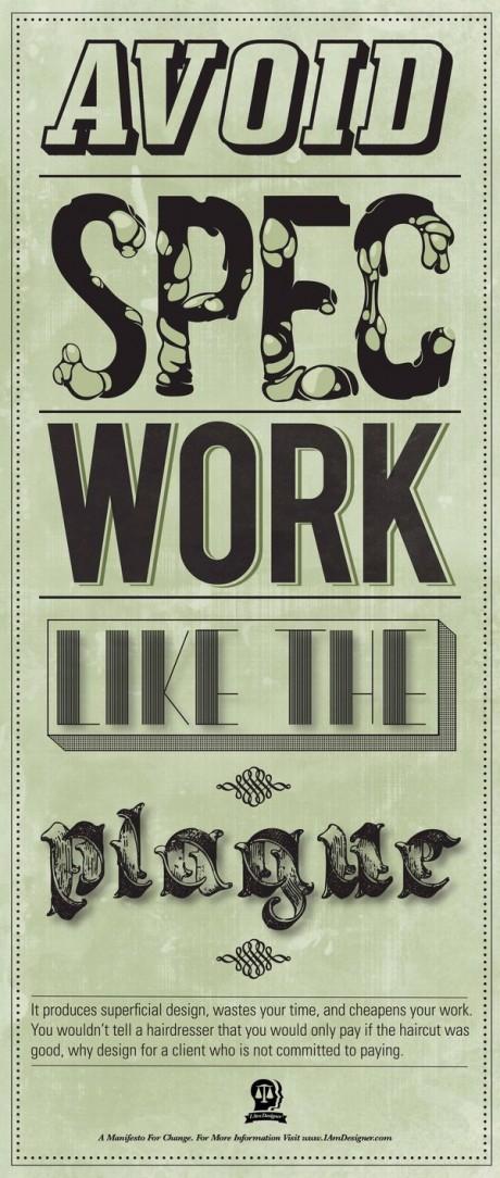 Grafous :: Diseño gráfico social :: que no especulen con tu trabajo :: Ben Crick