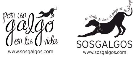 Grafous :: Diseño Gráfico Social :: SOS Galgos :: La Rana :: @LaRanabcn