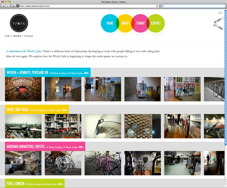 Grafpus :: Diseño gráfico social :: The work cycle :: Pixillion Digital