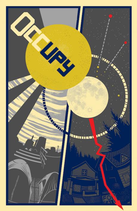 Grafous :: Diseño Gráfico Social, Sostenible y Activista :: #occupy