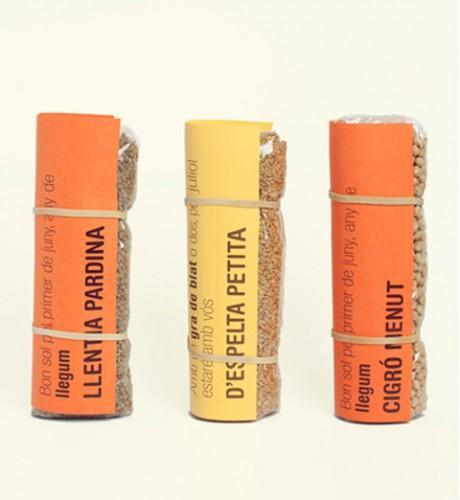 Grafous :: Diseño Gráfico Sostenible :: Núria Vila :: Packaging sostenible